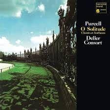 Deller Consort<br>Purcell O Solitude